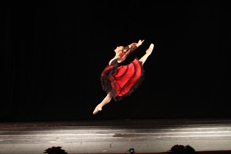 Fotografo per saggio di danza e per eventi sportivi