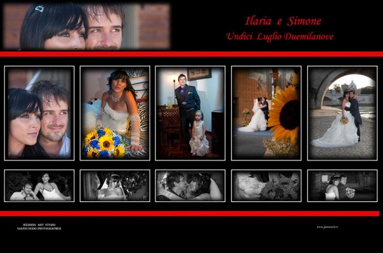 Servizio fotografico di matrimonio Santa Maddalena di Canossa ad Ottavia