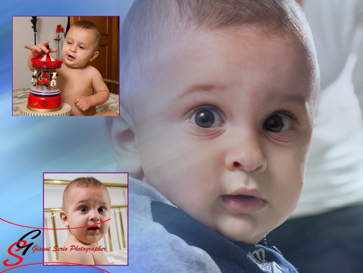 servizi fotografici per neonati a roma