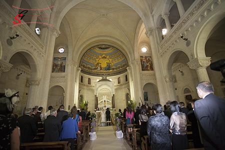 matrimonio chiesa suore francescane a grottaferrata