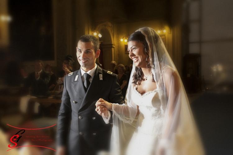 Matrimonio chiesa SS Cosma e Damiano ai Fori Imperiali