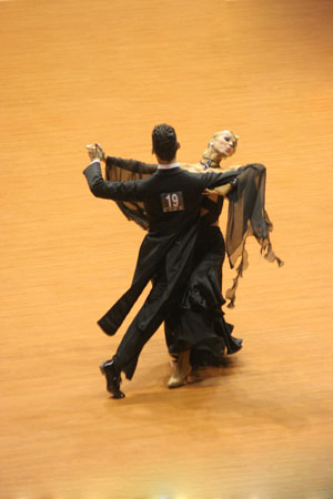 fotografia per gare di danza