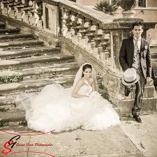Fotografo Matrimonio Chiesa San Domenico e Sisto Roma
