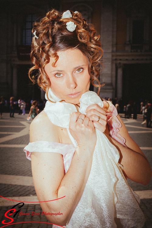 Fotografo matrimonio Campidoglio Sala Rossa Roma