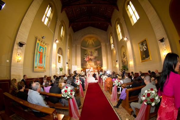 Servizi fotografici matrimonio chiesa San Martino V nomentana