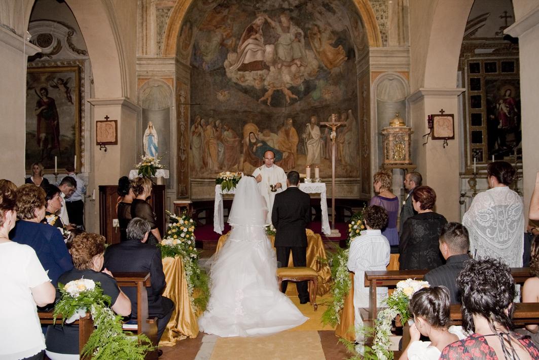 Matrimonio In Fotografia : Matrimonio nella chiesa di san pancrazio all isola farnese