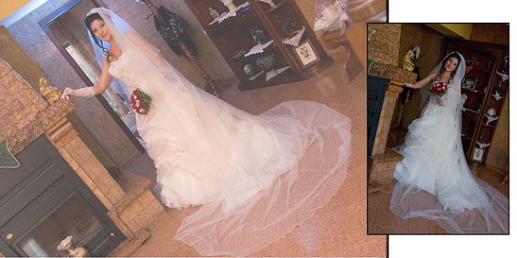 Fotografo matrimonio roma Chiesa S.Isidoro Borgo Tragliata