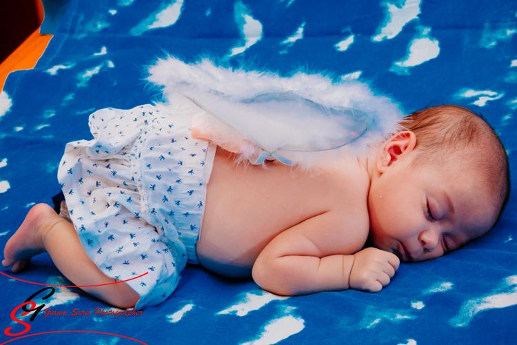 fotografo a roma per neonati