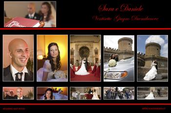 fotografo di matrimonio Roma chiesa Sant