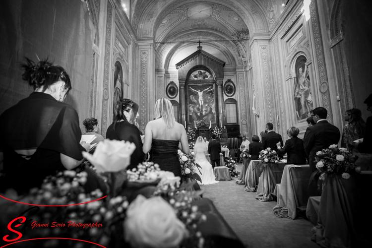 fotografo matrimonio chiesa san francesco dei cappuccini frascati