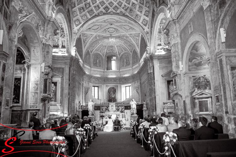 Fotografo Matrimonio Chiesa San Pietro in Montorio