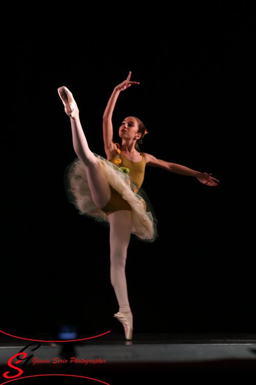 servizi fotografici per saggi di danza