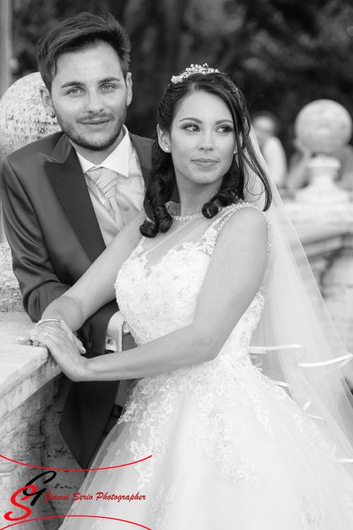 Fotografo di matrimonio a Roma chiesa San Pietro in Montorio