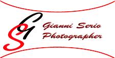 Gianni Serio fotografo di matrimonio,book per bambini e mamme in gravidanza.,book fotografici per modelle,studio fotografico con sala posa roma logo